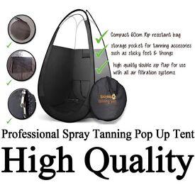 Spray tan machine & accessories