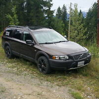 Great Car! - 2002 Volvo XC70  Wagon - Golden BC