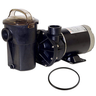 Hayward Power-Flo LX Series 1 HP Pump For Aboveground Swimming Pool SP1580