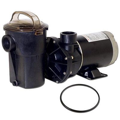 Hayward Power-Flo LX Series 1 HP Aboveground Pool Pump W/Free O-Ring SP1580