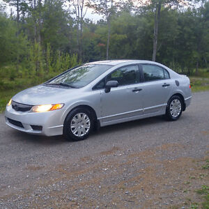 2010 Honda Civic 4 portes  AUTOMATIQUE