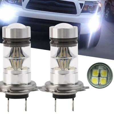 Paar H7 980W 40000LM Auto LED Scheinwerferlampen Cree COB Kit 6000K Weiß DE online kaufen