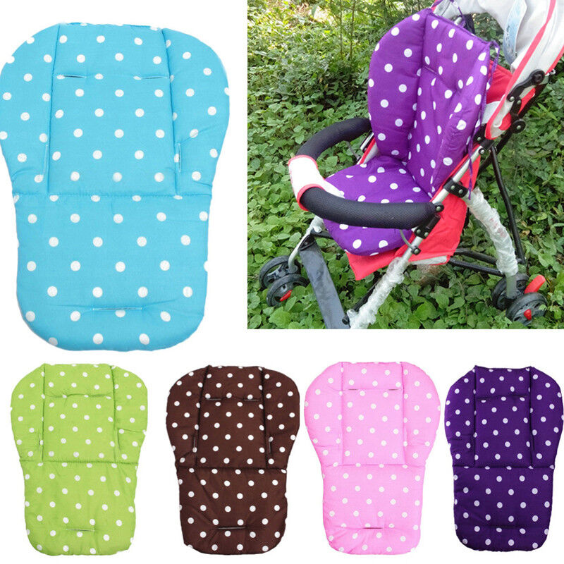 Chair Mat Car High Baby Stroller Seat Cushion Cushion Soft Pad for Stroller Mats