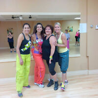 Dance Fitness with AIM