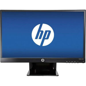 HP 22bw 21.5 inch LED LCD Monitor 1080p