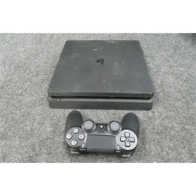 Sony Play Station 4 PS4 Video Game Console, 500GB, Black CUH-2015A