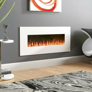 Foyer électrique mural /Wall Mount Electric Fireplace