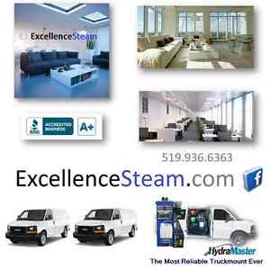 ET Excellence Steam Three room Special $49.77 London Ontario image 1