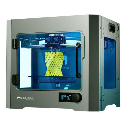 Ecubmaker Dual Extruder 3D Printer - Large Format Print Size