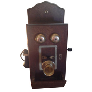 Transistor Radio Wall Phone