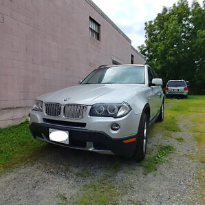 2009 BMW X3 xDrive30i AWD ONLY 115000 KM! EXCELLENT CONDITION