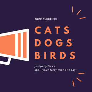 HIGH QUALITY, GREAT PRICED Dog, Cat & Bird Products