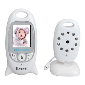 eyoyo vb 601 night vision vox safety baby monitor 2 way audio talking lullabi. Black Bedroom Furniture Sets. Home Design Ideas