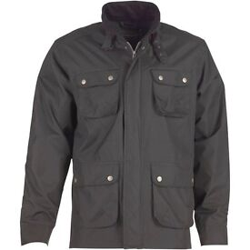French Connection Mens International Jacket Black/Black