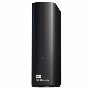 Western Digital 2TB & 3TB External Desktop Storage / Hard Disk