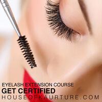 Eyelash Extension Diploma Course
