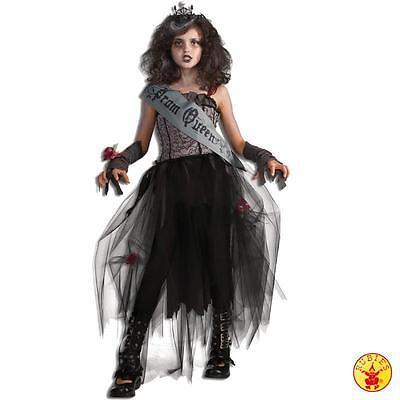 RUB 2884782 Zombie Gothic Prom Queen Horror Fasching Halloween Kostüm Mädchen