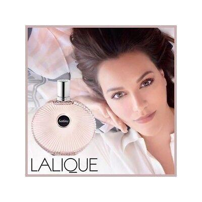Satine Lalique for women Eau de Parfum 3.4 oz EDP NEW OVP