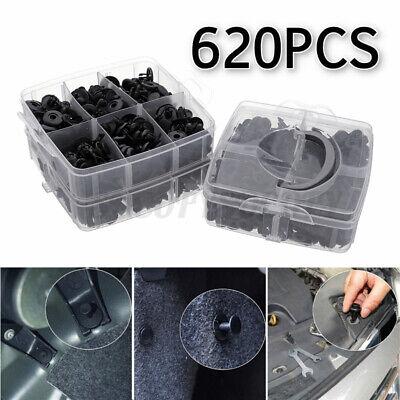 Car Parts - 620pcs/Set Bumper Clip Plastic Car Fasteners Fender Repair Parts Clips 24 Kinds