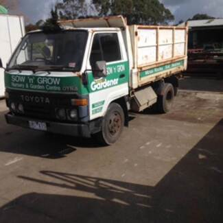 1985 Toyota Dyna Tip Truck Timboon Corangamite Area Preview