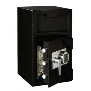 DEPOSITORY SECURITY DEPOSIT DROP SAFE RETAIL STORE - COMMERCIAL
