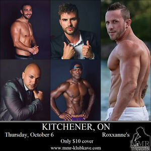 LADIES NIGHT - Magic Male Revue @ Roxxannes!