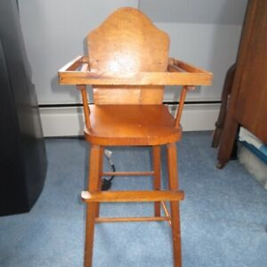 Kid High Chair and Cradel