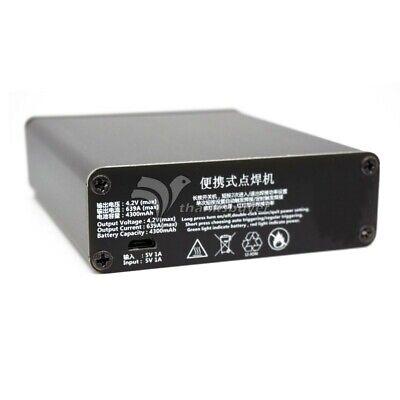 Portable Battery Spot Welder Welding Machine For 18650 Battery Nickel Sheet Top