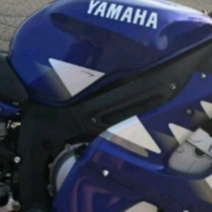 YAMAHA r6 parts..frame with ownership & lots more