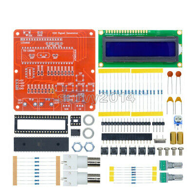 Dds Avr Function Dds Signal Generator Module Kits Sine Triangle Square Wave