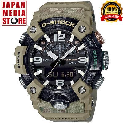 CASIO G-SHOCK GG-B100BA-1AJR Mudmaster x British Army Limited Model Men`s Watch