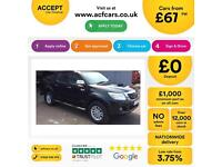 Toyota Hi-Lux 3.0D-4D Invincible FROM £67 PER WEEK