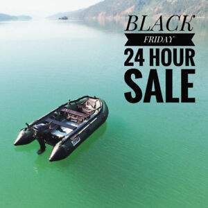 BLACK FRIDAY--SALE 25% OFF ANY BOAT (Save up to $1600)
