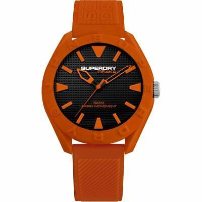 SUPERDRY WATCH - Unisex, Quartz Watch - MODEL SYG243O - GIFT NEW