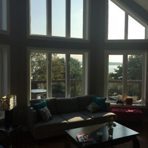 Executive 3 Bedroom with Office with Waterfront Views