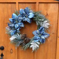 Christmas Designer Wreaths & Home Decor Sale