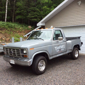 1986 Ford F-150 Step-Side