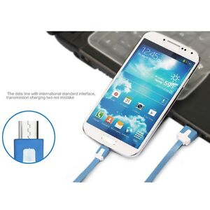 NEW MICRO USB DATA CABLE CHARGER FOR HTC LG SAMSUNG SONY PHONES Regina Regina Area image 8
