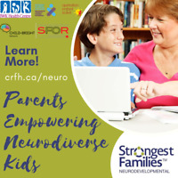 Participate in Research: Parents Empowering Neurodiverse Kids!