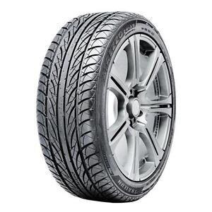 """Pneu 18"""" Tire Set Audi BMW Subaru Impreza Nissan STi 350z 370z 245-40-18 Pneus 245/40/18 Tires"""