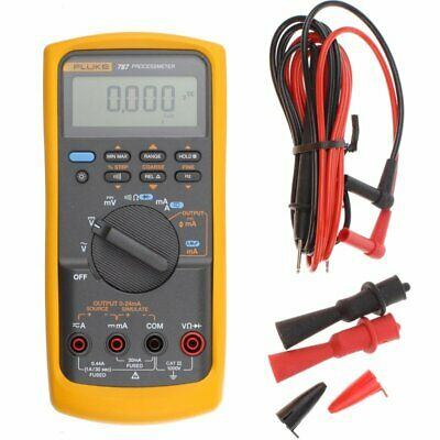 New Fluke 787 Processmeter A Dmm Loop Calibrator All-in-one New