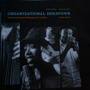 Organizational Behaviour 8th Edition