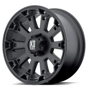 20x9 KMC Wheels XD800 Misfit for Chevrolet or GMC