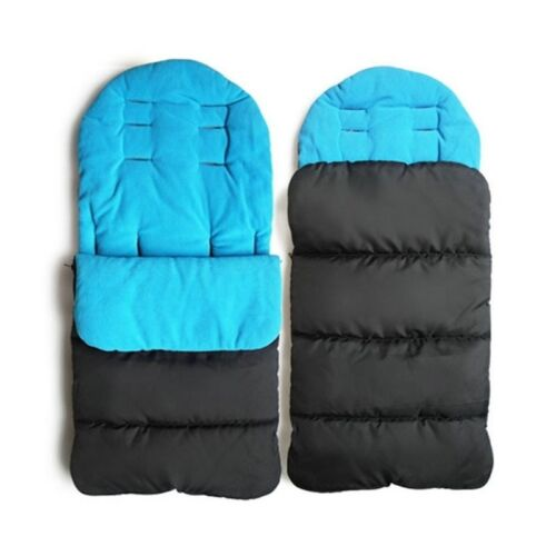 Baby Stroller Fashion Warm Foot Cover Pushchair Feet Covers Thermal Windproof