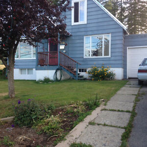 3 Bedroom townsite home available Sept 1st