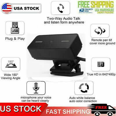 USB HD Camera Webcam PC Video WebCam with Microphone For Desktop Laptop Computer