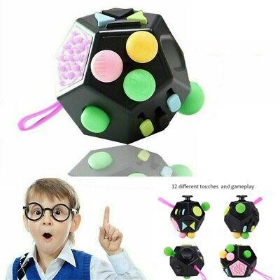 Fidget Cube Anti Stress Entspannung Hand Würfel Konzentration Spinner Spielzeug