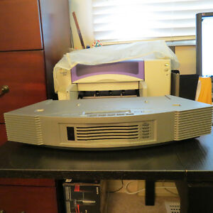 BOSE Acoustic Wave music system 5 CD changer
