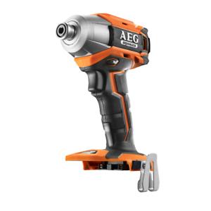 AEG 18V Brushless Impact Driver - Skin Only Reservoir Darebin Area Preview