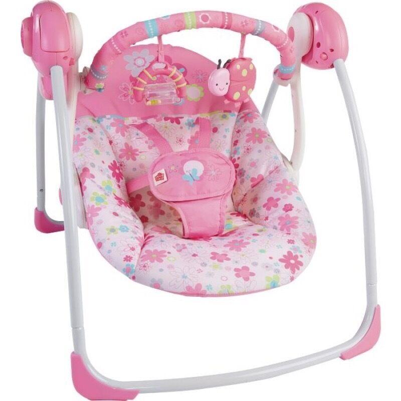Bright Stars Baby Swing In Pink In Newport Gumtree